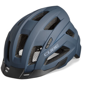 Cube Cinity Casque, blue